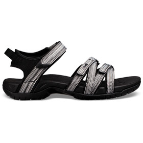 Teva W's Tirra Sandals Black/White Multi